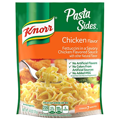 Knorr Pasta Sides Pasta Side Dish, Chicken 4.3 oz