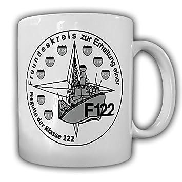 Freundeskreis Fregatte Klasse 122 deutsche Marine Bremen-Klasse ...
