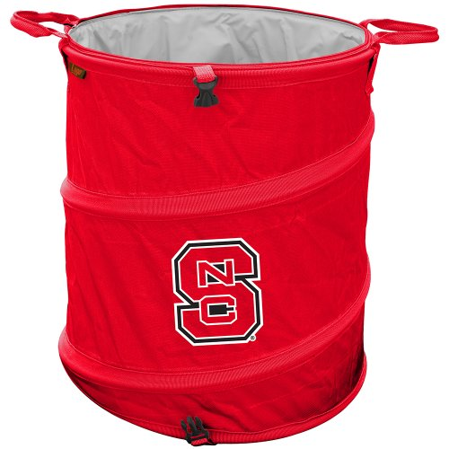 North Carolina State Wolfpack Collapsible Trash Can (Doubles as Cooler and Laundry Hamper) ()