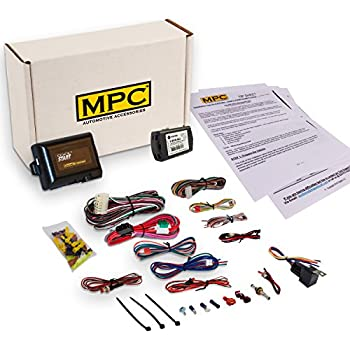 Amazon Com Mpc Add On Remote Car Starter For Toyota Highlander With