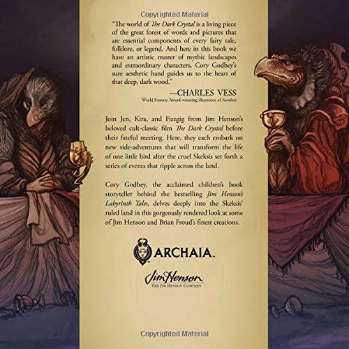 Jim Henson's Dark Crystal Tales by Archaia (Image #2)