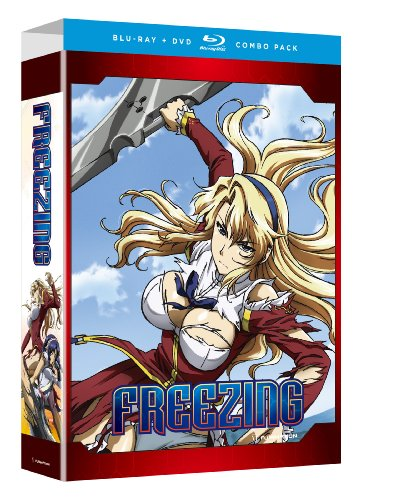 Freezing: Complete Series (Limited Edition Blu-ray/DVD Combo) by Funimation