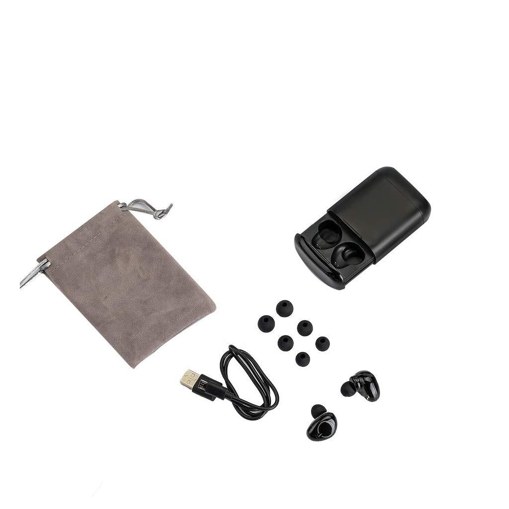 Amazon.com: Asdf Sweatproof Earphone Built-in Microphone Bluetooth 5.0 Wireless Sports Headset Bluetooth Headset: Electronics