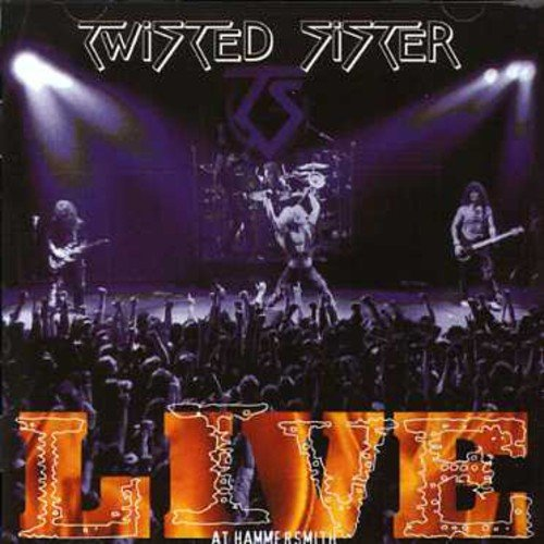 - Live At Hammersmith ( 2 CD Set )