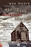 img - for Saving the American Church book / textbook / text book