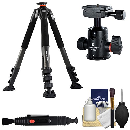 vanguard-abeo-plus-364ct-carbon-fiber-tripod-with-tbh-250-magnesium-ball-head-cleaning-kit