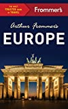 img - for Arthur Frommer's Europe (Color Complete Guide) book / textbook / text book