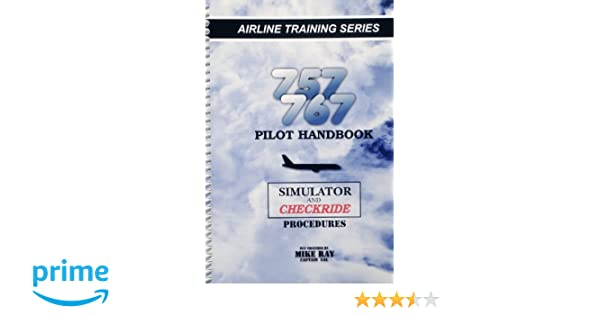 757 767 pilot handbook bw mike ray 9780936283265 amazon books fandeluxe Images