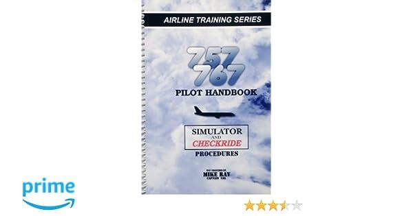 757 767 pilot handbook bw mike ray 9780936283265 amazon books fandeluxe Choice Image
