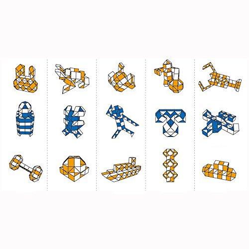 Rubiks Snake Spec Dan Daftar Harga Terbaru Indonesia Best Rubik's Snake Patterns