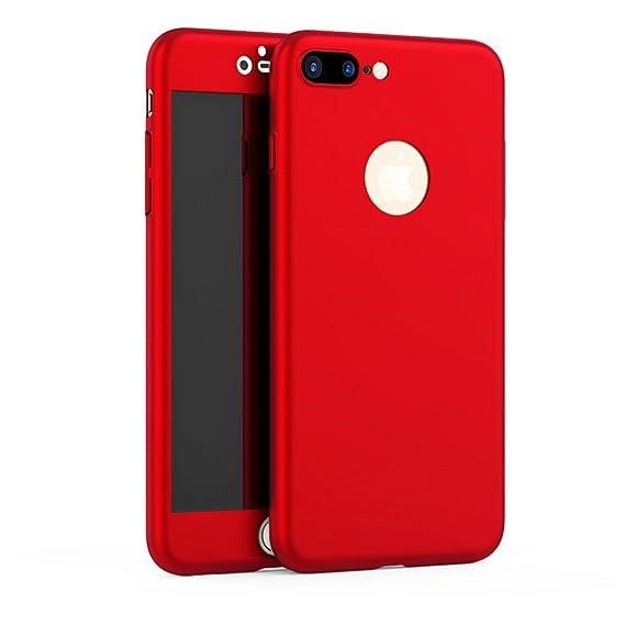 new styles 62334 1e9bb Amazon.com: iPhone 7 Plus Case, YamaziHD Full Body Coverage ...