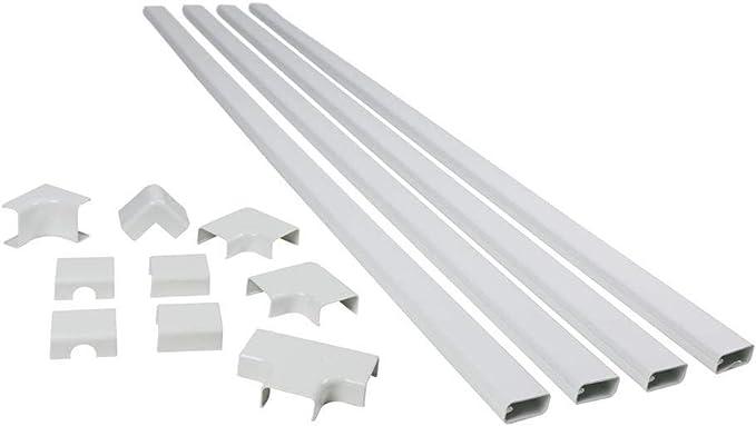 WOVELOT 10 Pcs 3Mm Duplex Clips En Acier Inoxydable Cable En Corde De Cable Corde Poign/ées Pinces /étrier
