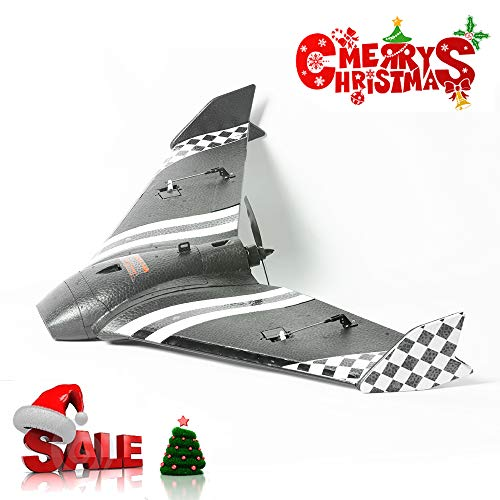 SonicModell Mini AR Wing 600mm Wingspan Small FPV Flying Wing RC Racing Airplane EPP Foam Plane -