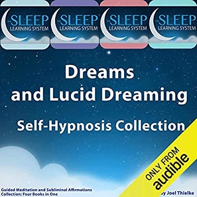 Amazon com: Dreams and Lucid Dreaming Self-Hypnosis, Guided