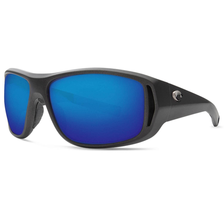 Amazon.com: Costa Montauk, espejo azul de cristal de 14.11 ...