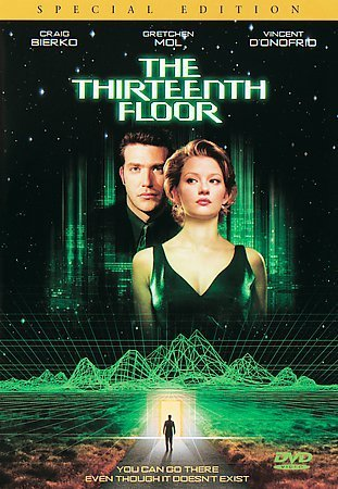 The chatterbot collection the thirteenth floor for 13th floor dvd