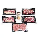 Nebraska Star Beef American Kobe Package, 4.58 Pound