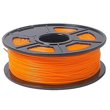 SODIAL Filamento De Impresora 3D 1Kg / 2.2Lb 1.75Mm Abs Plástico ...
