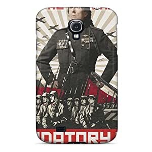 Great Cell-phone Hard Cover For Samsung Galaxy S4 (cPI5508XVTU) Allow Personal Design High-definition Guns N Roses Series