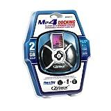 Zenex MP5551-2 2 GB MP4 Video Player, Silver