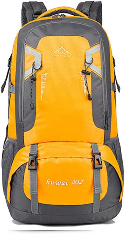 Hiking Camping Backpack for Men Women Large Waterproof Durable Daypack Carry on Bag for Traveling Climbing 40l