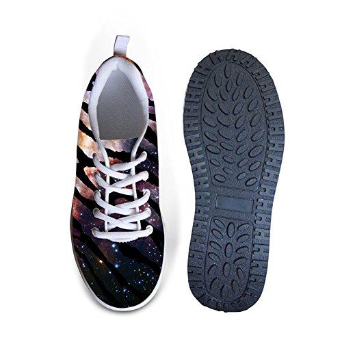 Thikin Cool Chaussures À Talons Hauts À Lacets À Talons Hauts Femme # 2 Couleur