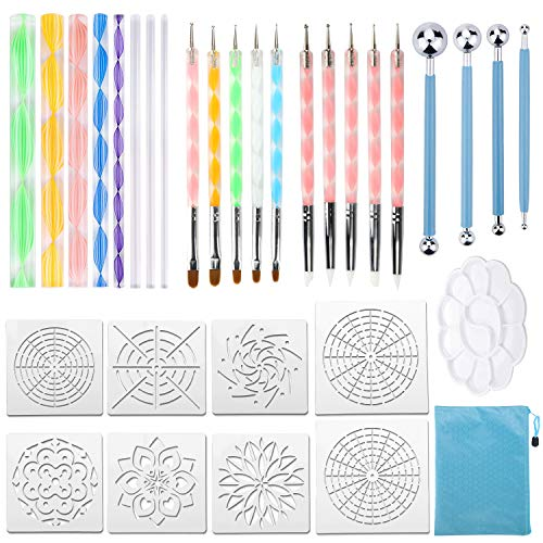32PCS Mandala Dotting Tools