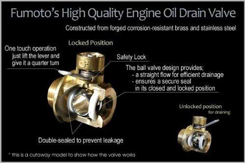 Fumoto F-106N Engine Oil Drain Valve
