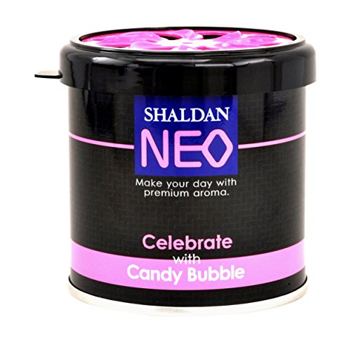 My Shaldan Neo Celebrate with Candy Bubble Air Freshener for Car (80 g)