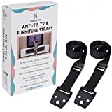 Anti Tipping TV and Furniture Strap