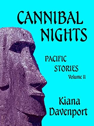 book cover of Cannibal Nights