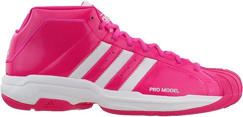 Amazon.com | adidas Womens Sm Pro Model 2G Team Basketball Shoes ...