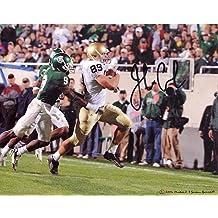 John Carlson Running Down Field vs. Michigan State 8x10 Photo