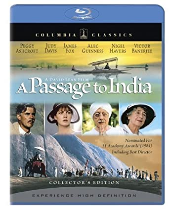 Amazon com: A Passage to India [Blu-ray] by Sony Pictures Home