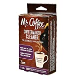 Mr. Coffee Coffeemaker Cleaner – For All Automatic Drip Units ,pack of 2
