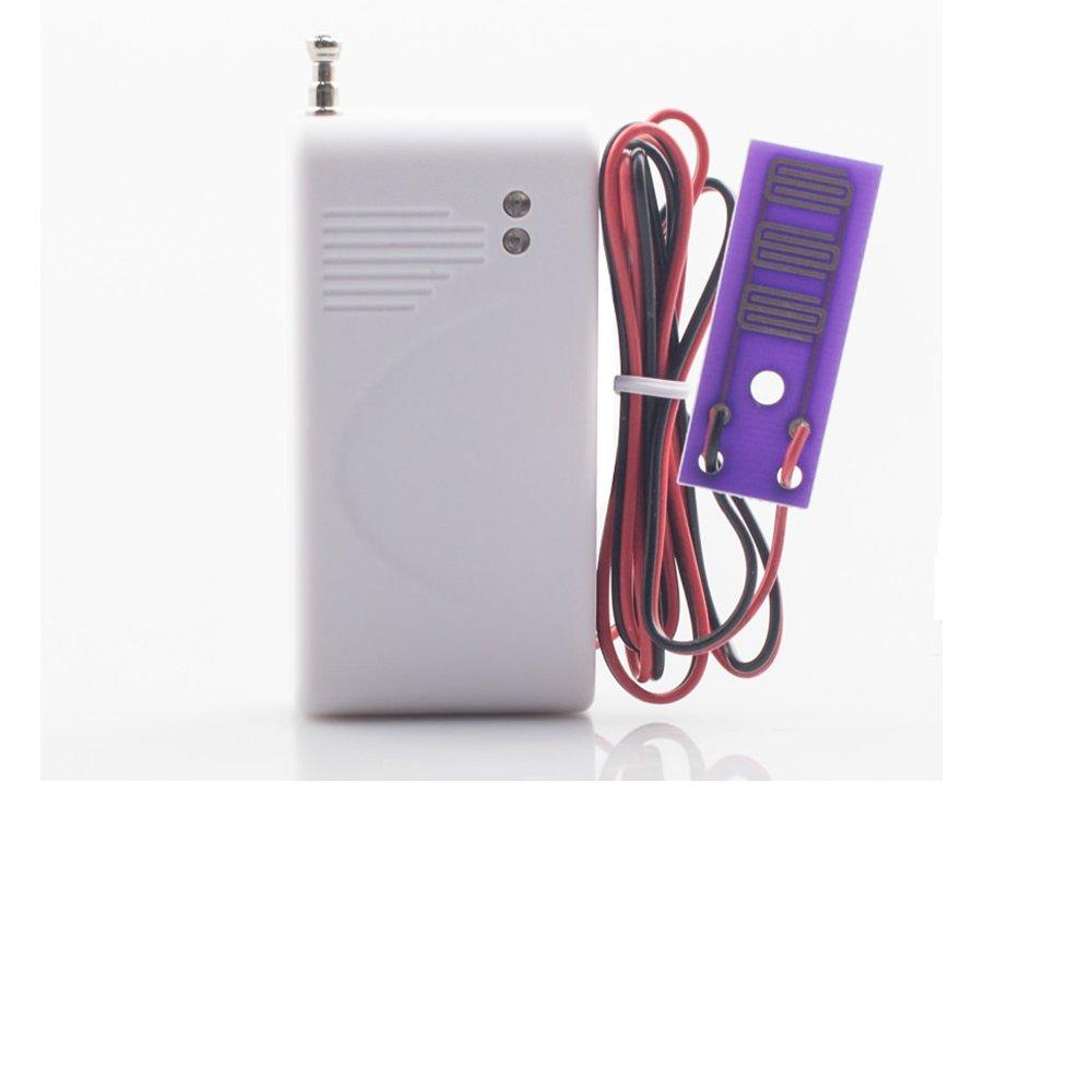 433 MHz sans fil détecteur de fuite d'eau détecteur d'Intrusion pour système d'alarme de sécurité à domicile GSM Flood détecteur de fuite d'eau YZIF