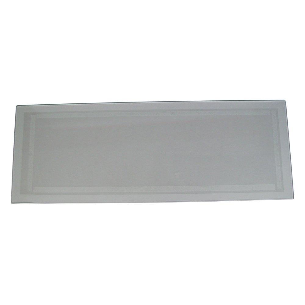 Skat Blast Sandblast Cabinet Extra-Large 12'' x 45'' Tempered Glass Cabinet Lens, Made in USA, 6101-05