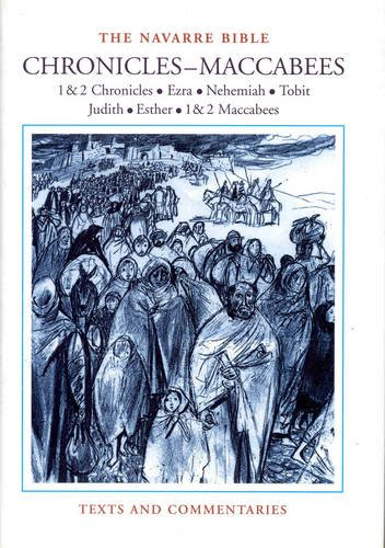 Download Navarre Bible Chronicles-Maccabees ebook