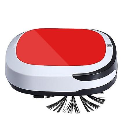 taottao Auto batería inteligente robot aspirador piso limpiador alta inalámbrico de succión barrer en seco Wet