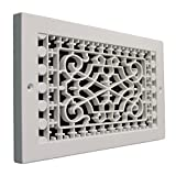 SMI Ventilation Products VBB612 Cold Air Return - 6 x 12 Victorian Style Base Board
