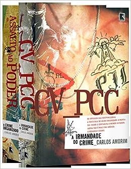 e8cb545b797b9 Kit CV-PCC + Assalto ao poder - 9788501302588 - Livros na Amazon Brasil