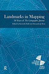 Landmarks in Mapping: 50 Years of the Cartographic Journal Kindle Edition
