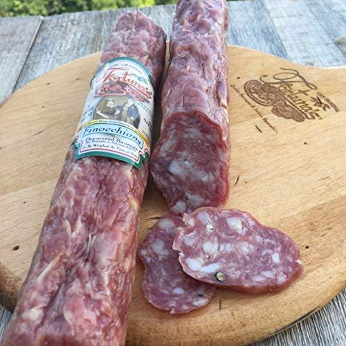 All Natural Fennel Salami - Nitrate Free/Gluten Free -