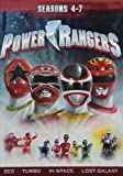 Power Rangers: Seasons Four - Seven