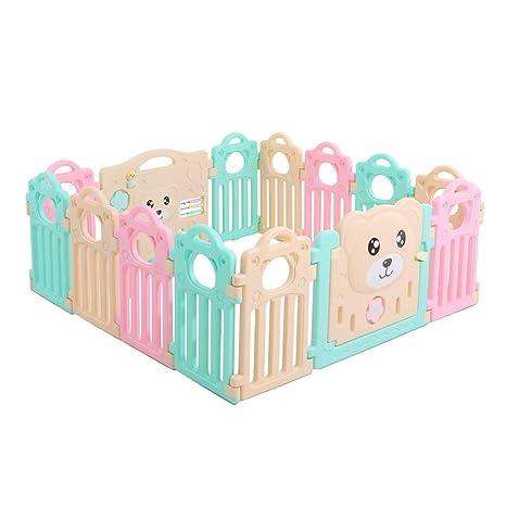 Valla de plástico para bebés, Valla de Juegos para niños ...