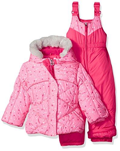 ZeroXposur Toddler Girls' Joy Snowsuit