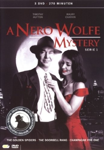 A Nero Wolfe Mystery - Series 1 - 3-DVD Box Set ( A Nero Wolfe Mystery - Series One ) ( The Golden Spiders / The Doorbell Rang (The Door bell Rang) [ NON-USA FORMAT, PAL, Reg.2 Import - Netherlands ] (Tv Nero Wolfe)