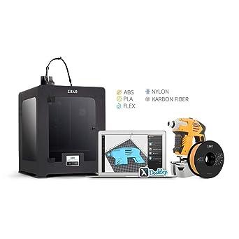 Zaxe X1 Pantalla táctil colorida Wi-Fi de la impresora 3D ...