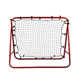 Sokey Soccer Goal Football Training Net Childrens Adjustable Rebounder Practice Net