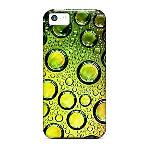 Awesome Design Water Hard Case Cover For Iphone 5c